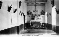 Gentilly, la chapelle.	Sorgues